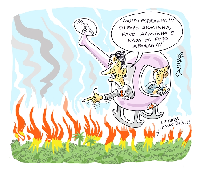 Charge: Santiago