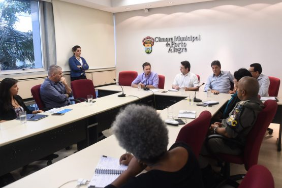 Um protocolo para as escolas | Foto: Ederson Nunes/CMPA