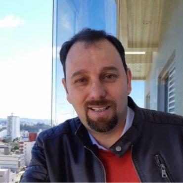 Novo reitor UFFS: Marcelo Recktenvald | Foto: Reprodução Facebook