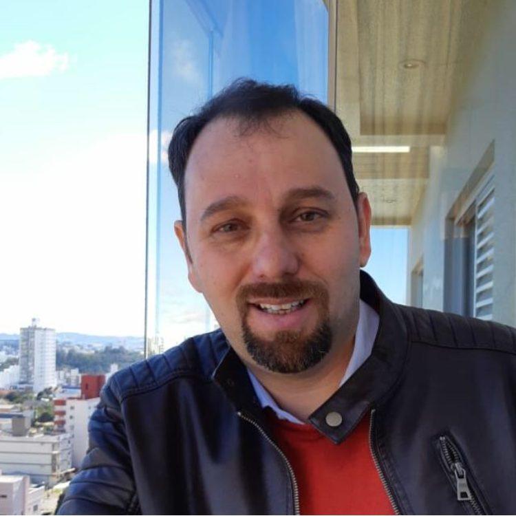 Reitor da UFFS Marcelo Recktenvald