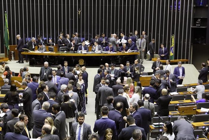 Rebelião: deputados se articularam para manter as alterações que a Câmara tinha encaminhado e que foram rejeitadas pelo Senado