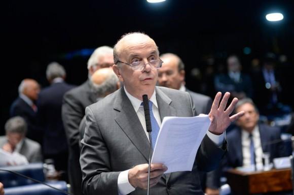 Sempre entreguista e a serviço do sistema financeiro, Serra tenta disfarçar seu projeto de apropriação do orçamento público com o argumento da securitização