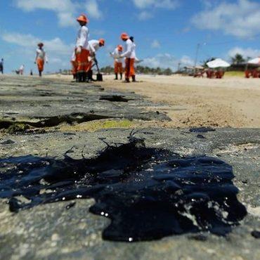 Ministério ignorou protocolo de desastres com óleo | Foto: Salva Maracaípe/ Divulgação