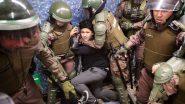 Oito regiões estão sob Estado de Emergência, onde impera a truculência dos carabineiros contra a população civil