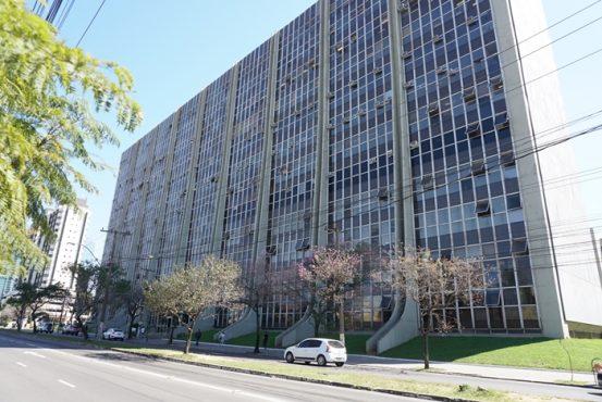 Sede do IPE Saúde e IPE Prev, na Borges de Medeiros, em Porto Alegre, que não foi alienada