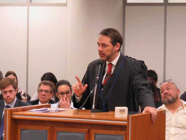 Advogado da Aelbra, Müller destacou geração de empregos e relevância social da Rede Ulbra