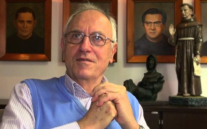 O padre Suess, assessor do Cimi: preocupação com as lacunas cupadas pelos neopentecostais
