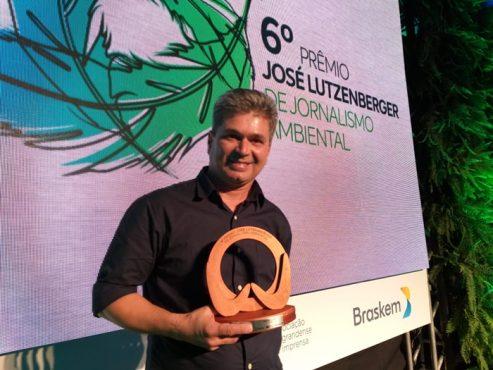Extra Classe recebe Prêmio José Lutzenberger de Jornalismo Ambiental | Foto: Dominga Menezes/ Carta Editora