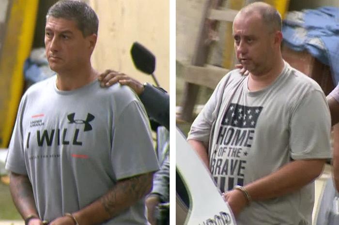 O ex-pm e matador de aluguel Ronnie Lessa, autor dos disparos, e Élcio Queiroz, que dirigiu o Logan, se encontraram no condomínio antes do crime