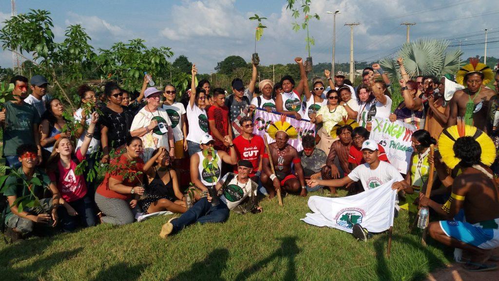 Amazônia é o centro do mundo