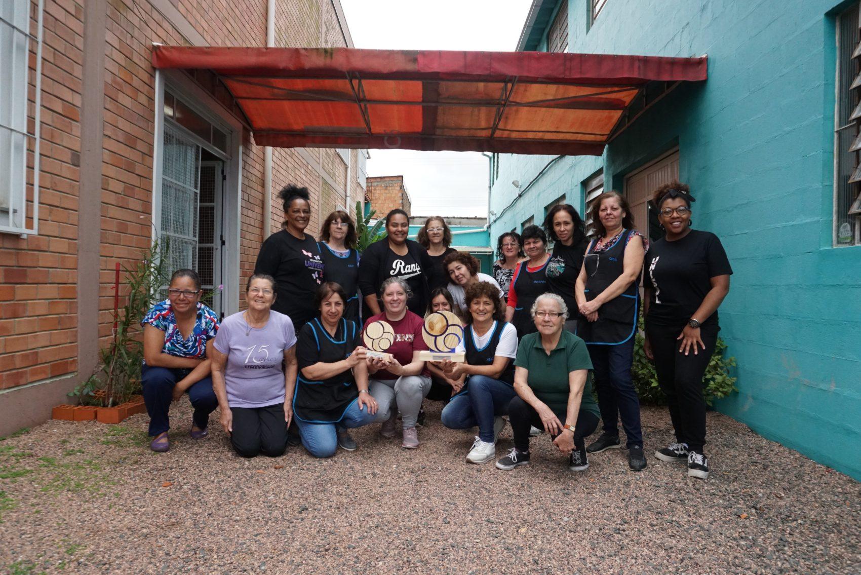 A Justa Trama recebeu, em outubro, o Prêmio Fundação Banco do Brasil de Tecnologia Social, em duas categorias. Levou o 1º lugar em Geração de Renda e o 3º na Gestão Comunitária e Algodão Agroecológico.