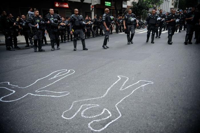 Letalidade policial aumentou quase 20% em um ano. Só a PM do Rio matou mais de 1,5 mil pessoas até outubro