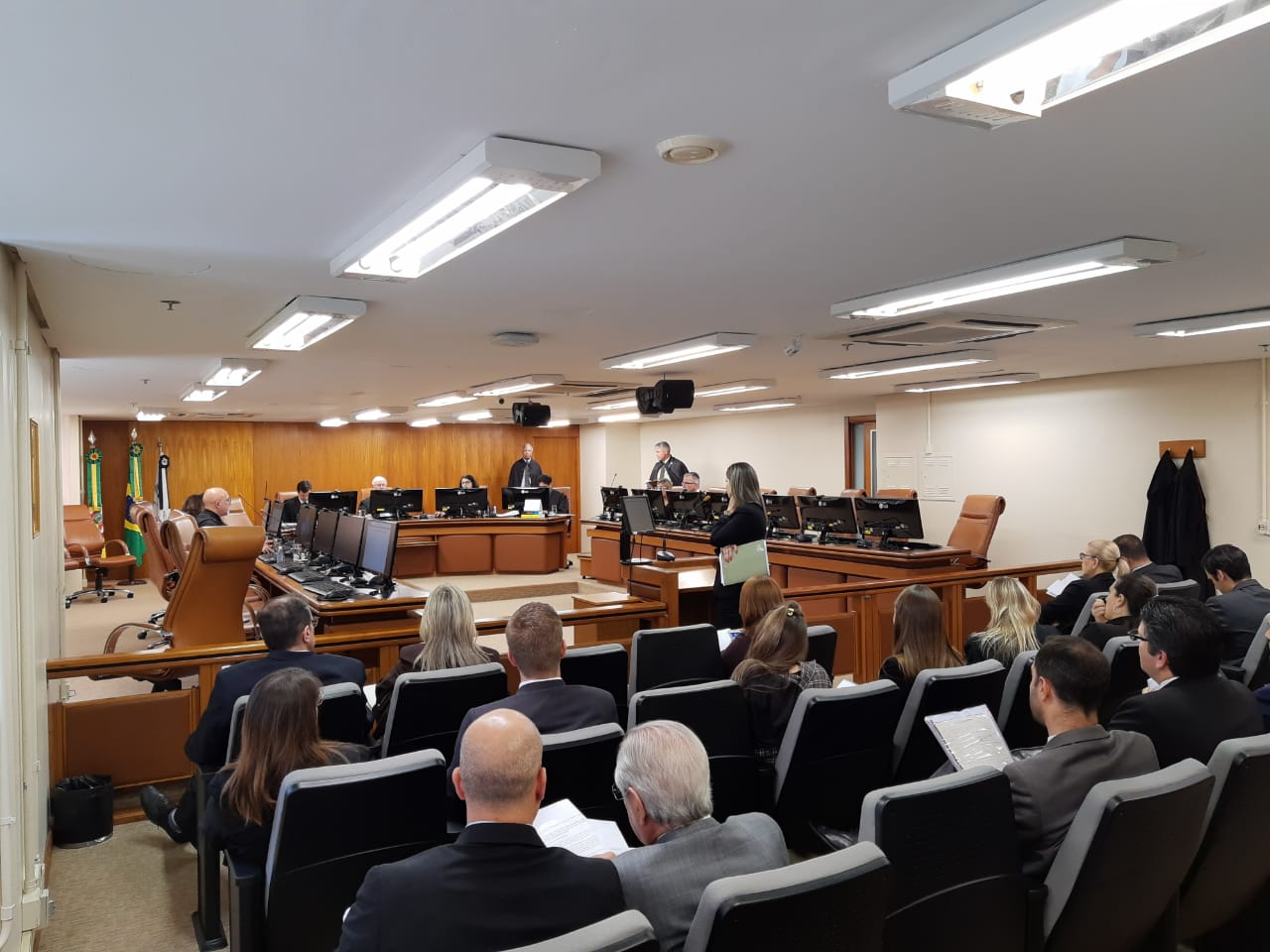Turma da Seção Especializada em Execução do Tribunal Regional do Trabalho da 4ª Região (TRT4)