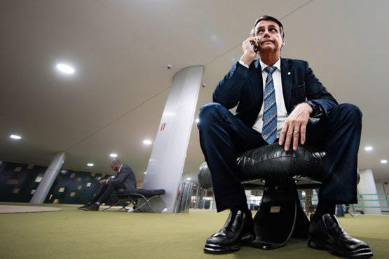 Jair Bolsonaro | Foto: Walter Campagnato/ABr