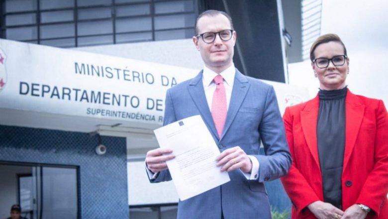 Cristiano Zanin, advogado do ex-presidente