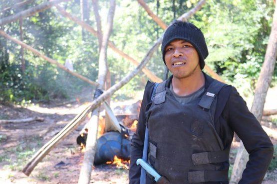 Assassinato de liderança mobiliza indígenas no Maranhão | Foto: Reprodução