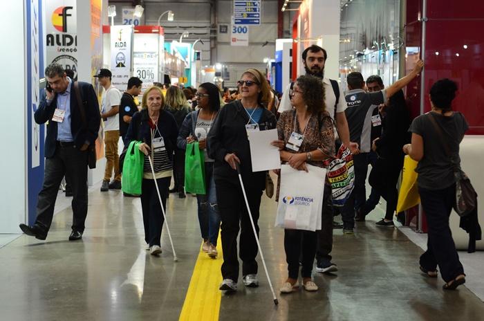 Feira Internacional de Tecnologias em Reabilitação, Inclusão e Acessibilidade na São Paulo Expo