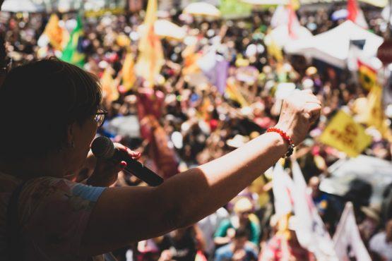 Professores condicionam suspensão da greve à negociação por dias parados | Foto: Divulgação/Cpers