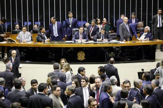 Câmara aprova o novo marco do saneamento básico | Foto: Luis Macedo/Câmara dos Deputados