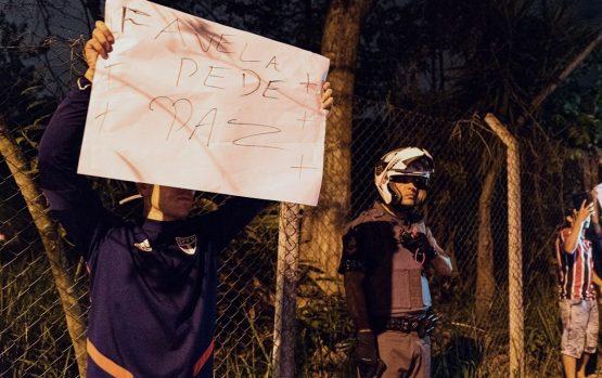CIDH condena ação da polícia de Dória em Paraisópolis | Foto: Daniel Arroyo/Ponte Jornalismo /Reprodução