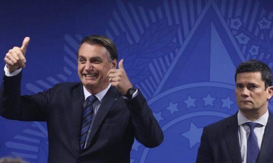Texto sancionado por Bolsonaro reúne parte da proposta de Moro e texto elaborado pela comissão de juristas do STF
