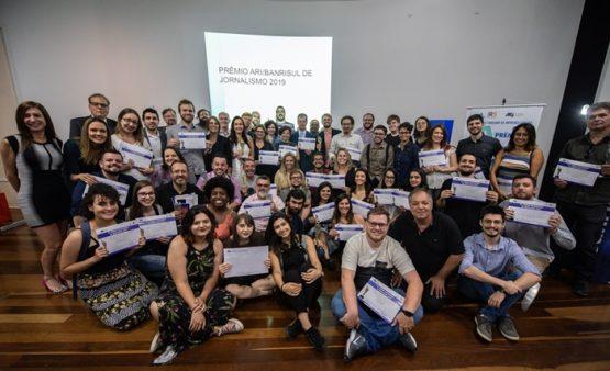 Extra Classe entre os agraciados da 61ª edição do Prêmio ARI/ Banrisul de Jornalismo