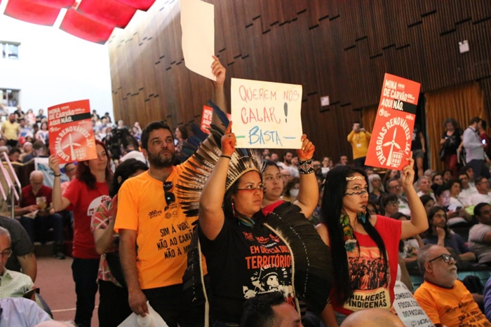 MPF suspende licenciamento da Mina Guaíba