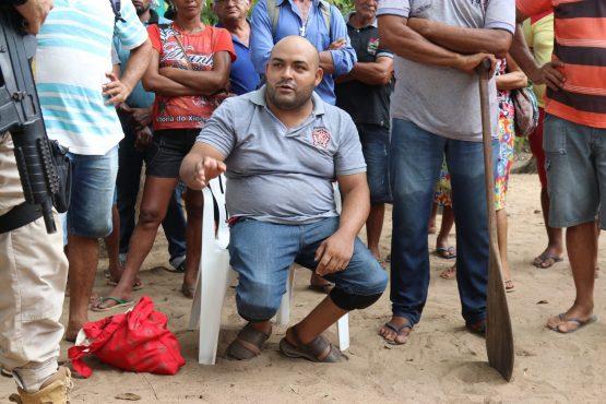 No Xingu, agricultor jurado  de morte teve de sair da cidade | Foto: Jonathan Watts