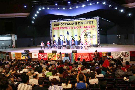 Fórum das Resistências | Foto: Divulgação/Arquivo