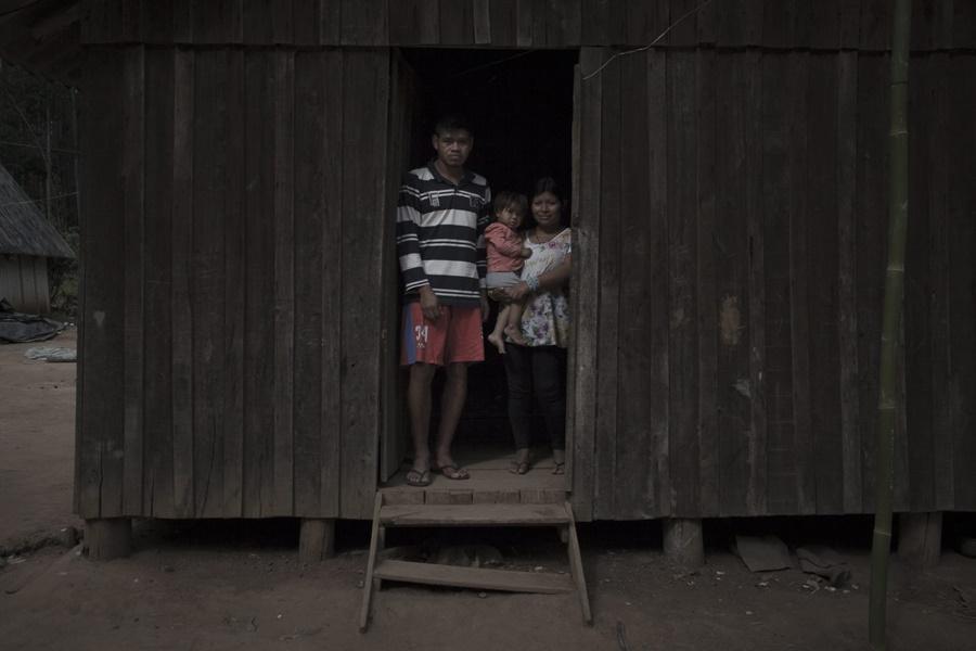 Comunidades indígenas das aldeias Guajayvi e Pekuruty existentes no entorno da área visada pela mineração foram ignoradas pela empresa e pelo órgão que deveria fiscalizar os impactos socioambientais do projeto