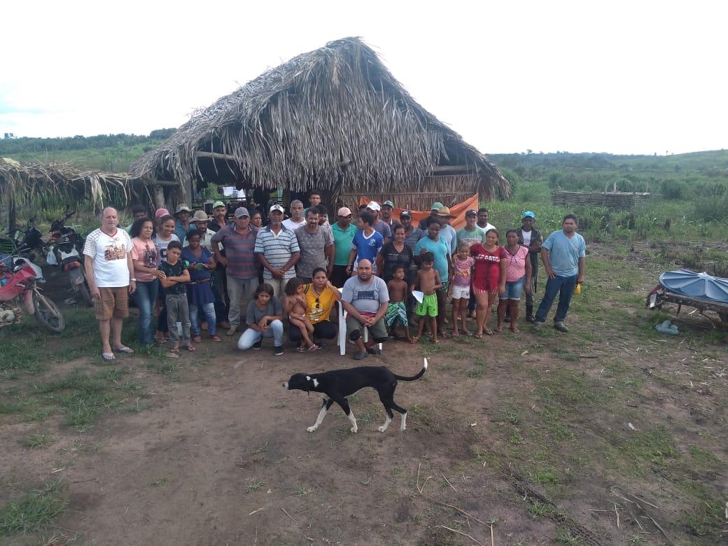 Tensão em posse de terras no Pará