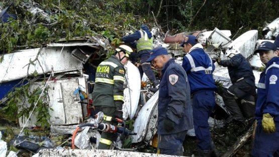 Justiça Federal negou bloqueio de recursos de seguradoras da Lamia para indenizar vítimas do acidente de 2016 na Colômbia, que matou 71 pessoas
