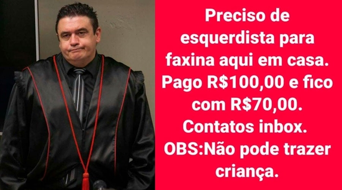 """Para os conselheiros, Amorim incorreu em diversas irregularidades, entre as quais """"comprometeu a imagem dos milhares de membros do MPE que atuam de maneira imparcial para garantir a lisura das eleições"""""""