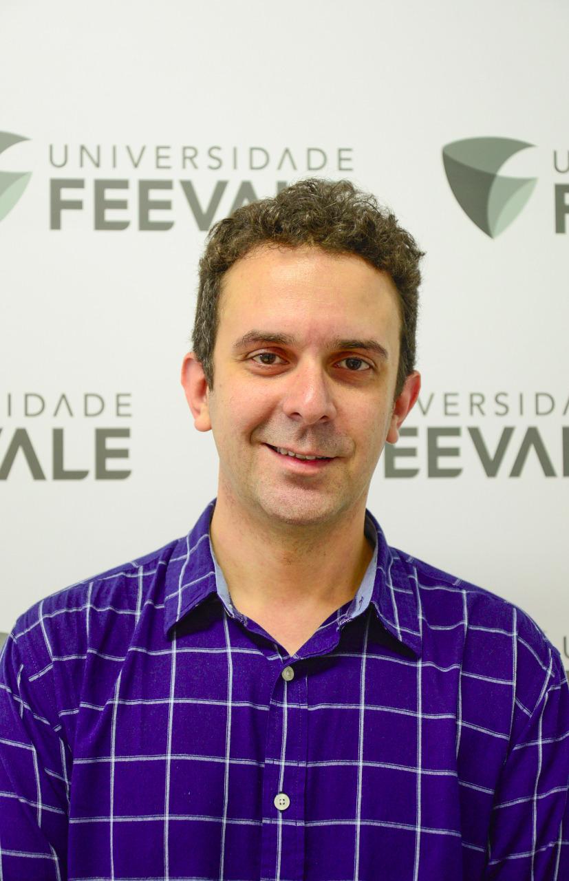 Fernando Rosado Spilki, Presidente da Sociedade Brasileira de Virologia (SBV), processor da Feevale e pesquisador
