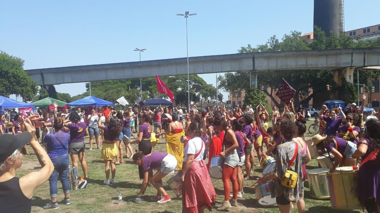8 de março Porto Alegre