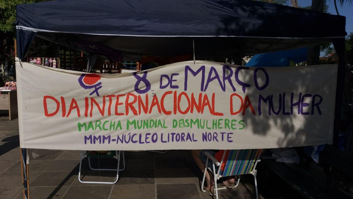 8 de março - Dia Internacional da Mulher em Osório