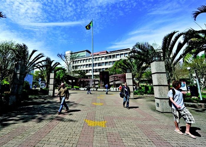 Instituição anunciou suspensão das aulas presenciais na última segunda-feira