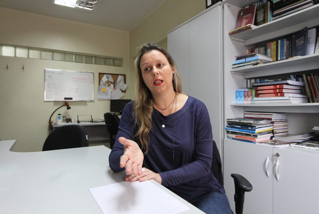 Anelise Manganelli, técnica no Departamento Intersindical de Estatística e Estudos Socioeconômicos (Dieese)
