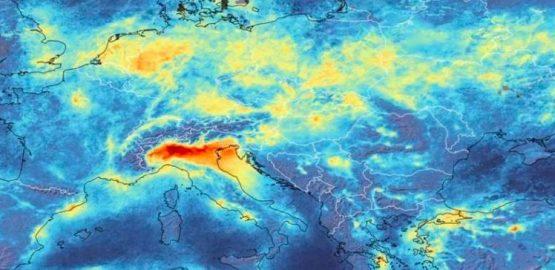 Pandemia reduz poluição do ar | Foto: Reprodução/Web