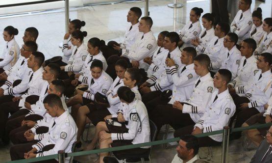 Lançamento do Programa Nacional das Escolas Cívico-Militares (Pecim):