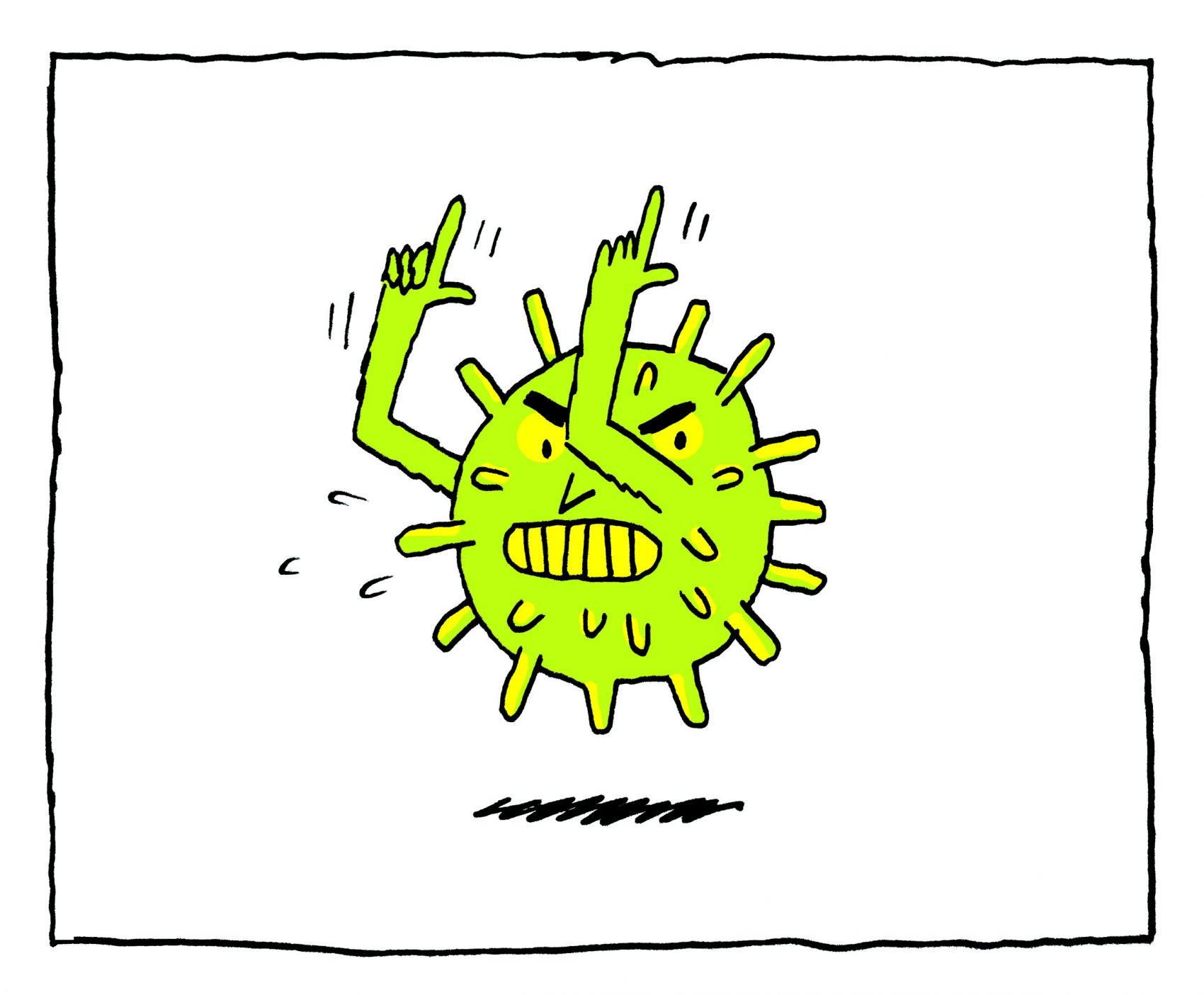 Vírus – modo de usar - Extra Classe