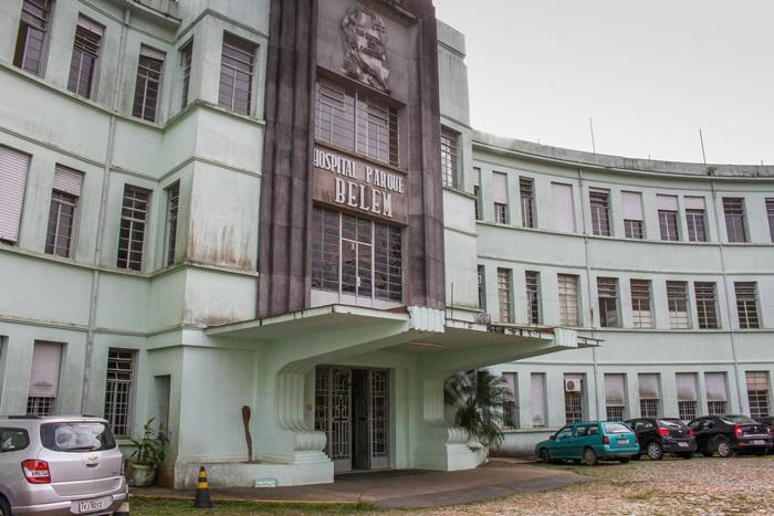 Hospital Parque Belém foi fechado em 2007 por falta de recursos e dívidas