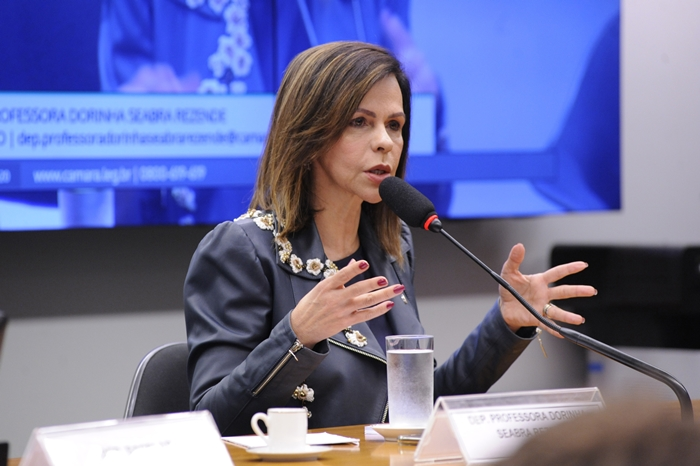 A relatora do projeto, deputada Dorinha, reuniu-se no dia 3 com o ministro da articulação política, Eduardo Ramos, e técnicos da equipe econômica para discutir a votação do novo modelo do Fundo. O ministro da Educação, Abraham Weintraub, não foi convidado