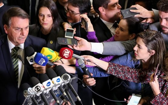 Os engenheiros do caos | Foto: Marcos Corrêa/ Presidência da República