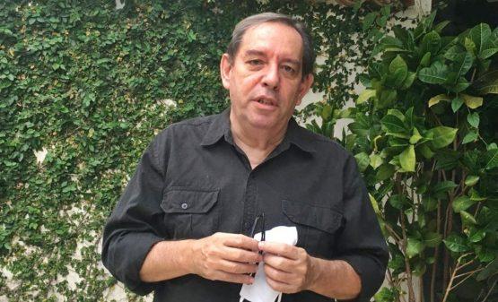 Carlos Fidelis Ponte, pesquisador da Fiocruz | Foto: Marcelo Menna Barreto