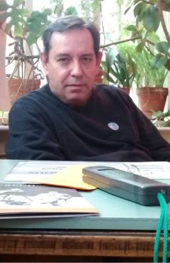 Carlos Fidelis Ponte, pesquisador