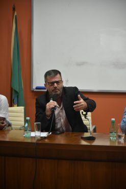Paulo Garrido, presidente da Asfoc