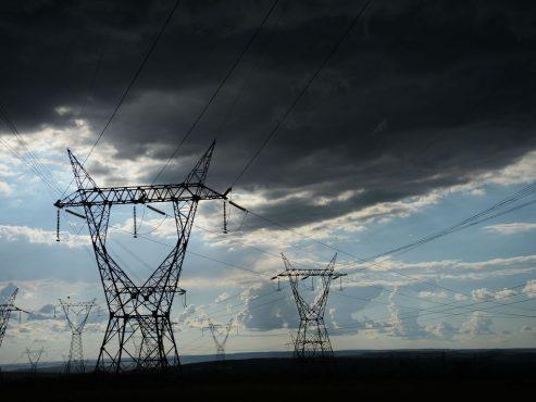 Linha de distribuição de energia elétrica | Foto: Fábio Rodrigues Pozzebom/Agência Brasil