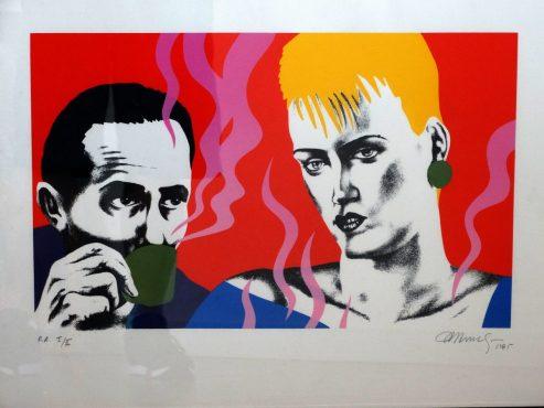 A arte pop de Milton Kurtz | Foto: Tânia Meinerz