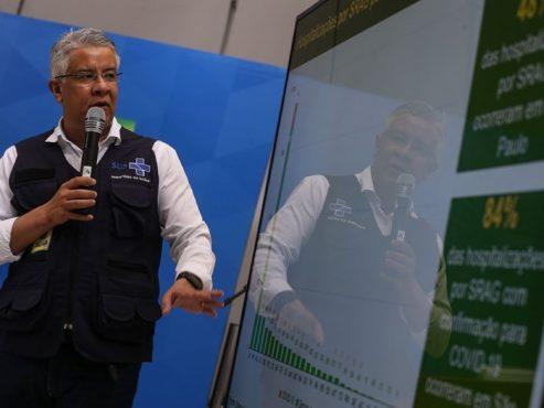 Coronavírus: Brasil inicia mês com 241 mortes e mais de 6,8 mil infectados | Foto: Marcello Casal Jr/ Agência Brasil